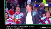 L'énorme show de Beyoncé, Bruno Mars et Coldplay au Superbowl 2016 (vidéo)