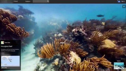Une caméra qui sonde les fonds marins - FUTUREMAG - ARTE