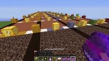 Minecraft: LUCKY BLOCK DUBBELE TROLL ATTACK