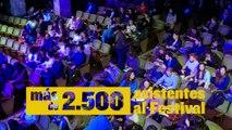Vídeo Festival Inspirational 2015 de IAB Spain (resumen)