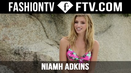 World Swimsuit Rookie Niamh Adkins | FTV.com