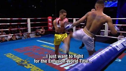 Enfusion Live #37 - Ilias Bulaid (Morocco) vs Edson Fortes (Cape Verde)