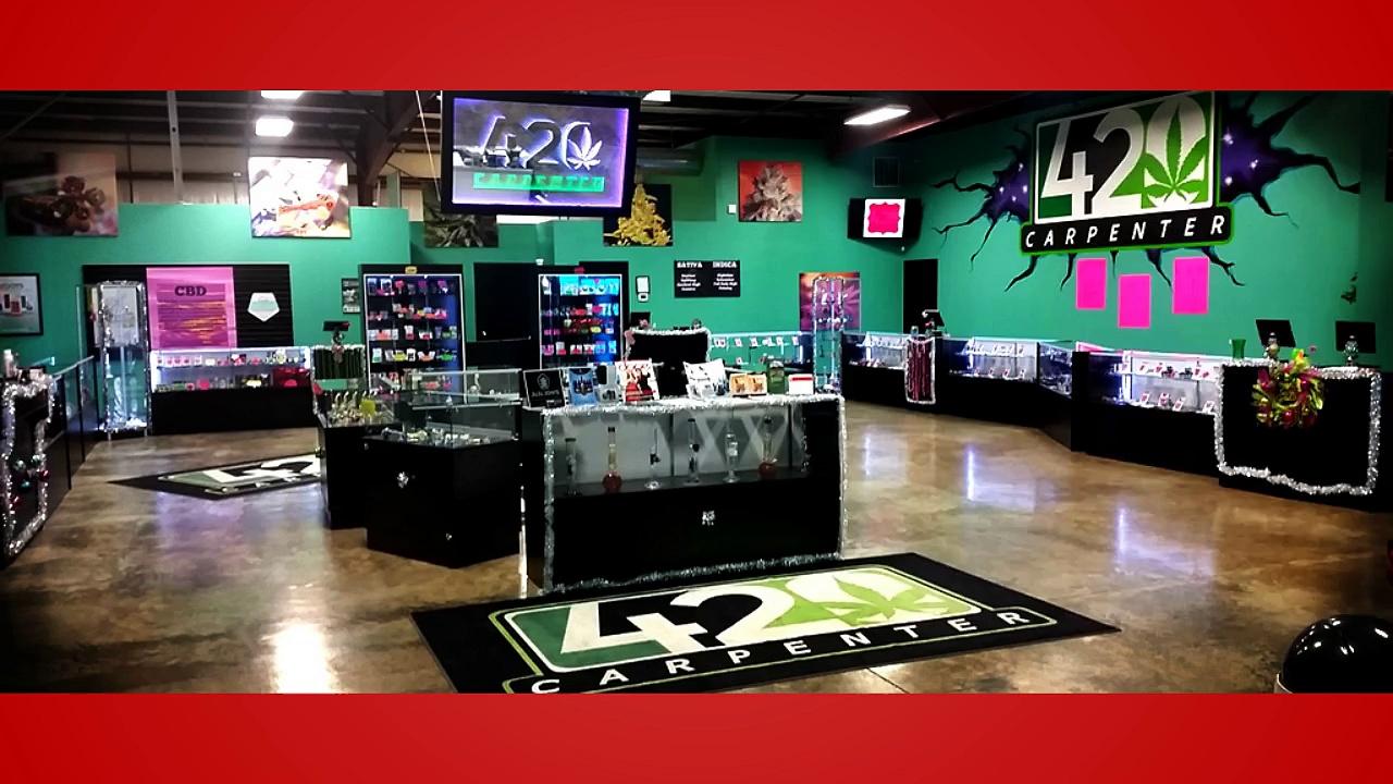 Recreational Marijuana Stores Olympia WA