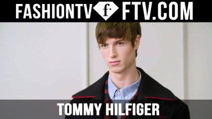 Tommy Hilfiger Preview at Men's NYFW F/W 16-17 | FTV.com