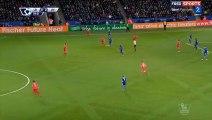 Le superbe but de Vardy contre Liverpool 2016