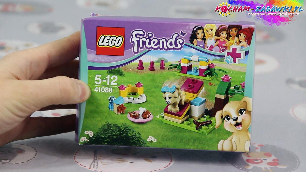 Lego Friends – Puppy Training / Plac Zabaw dla Pieska – 41088 – Recenzja