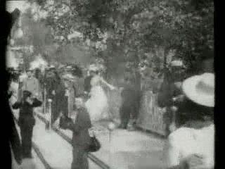 Edison Moving Sidewalk 1900 Paris