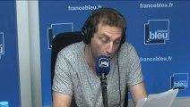 Jean Jacques Bourdin coince Marc-Olivier Fogiel avec ses questions sur le divan