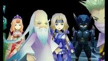 Final Fantasy IV (PC) - Final Boss: Zeromus (Active/Hard) + Ending