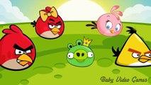 Preschool Songs Angry Birds Kids Songs Nursery Rhymes Finger Family