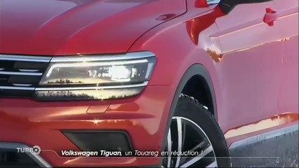 Essai : Volkswagen Tiguan 2 (Emission Turbo du 07/02/2016)