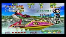 Nintendo 64 Lets Play - Wave Race 64 - Part 2