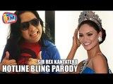 Hotline Bling Parody - Sir Rex Kantatero (Tagalog Version)