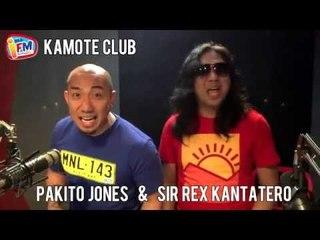 DESSERT PARODY bY SIR REX KANTATERO & PAKITO JONES