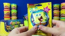 Le GÉANT de BOB lOeuf Surprise Play Doh TMNT Pokemon Minecraft Angry Birds