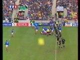 Rugby : France Vs All Black    Coupe Du Monde (1999) - Demi Finale
