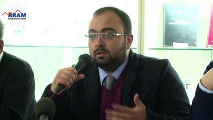 Conférence de Sayat TEKIR (Nor Zartonk) à Marseille - La cause arménienne en Turquie