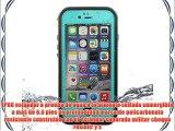 iPhone 6 Plus cubierta impermeable Eonfine 6.6ft Submarino prueba de golpes completo sellado