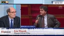 Éric Woerth - Constitution : « L'intérêt de la République est plus important que les calculs »