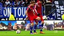 Lewis Holtby Fail: Unplanned Header