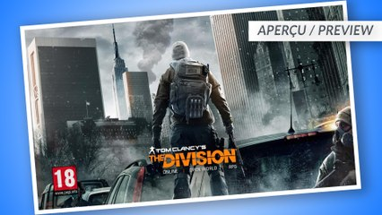 Aperçu - Tom Clancy's: The Division