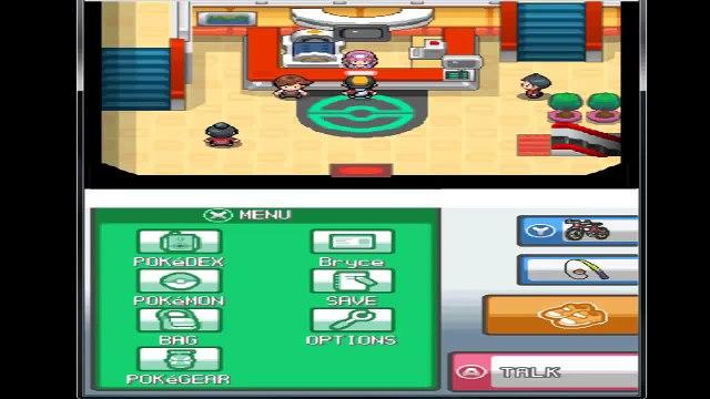 Pokemon Soul Silver part 39 - 2 boss battles.