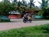 Amazing Bike Stunt With Funny Video 2016*** Real Bike Stunt