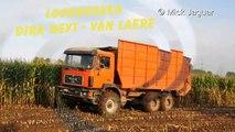 Claas Jaguar 900 Loonwerken Dirk Neyt Van Laere mais 2013