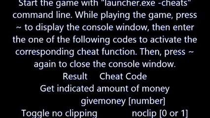Cabela's Big Game Hunter Pro Hunts Cheats, Cheat Codes PC