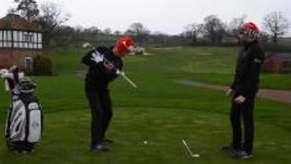 8th Swing Fault of Christmas - Early Loss Of Posture