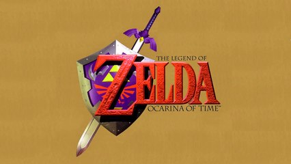 The Legend of Zelda- Ocarina of Time OST  [HQ]
