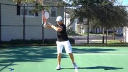 How To Hit A Forehand Like Nadal