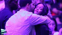 Drake and Rihanna Caught Making Out During Video Shoot