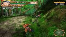 Naruto Uzumaki Chronicles 2 Walkthrough Part 8 Battle the Army of Puppets! 60 FPS muxed