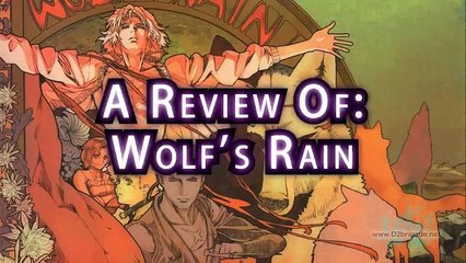 GR Anime Review: Wolfs Rain
