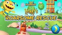 Henry Huggle Monster - Henrys Roarsome Rescue - Henry Huggle Monster Game