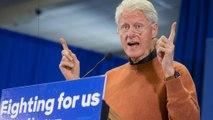 Bill Clinton steps up attacks on Sanders