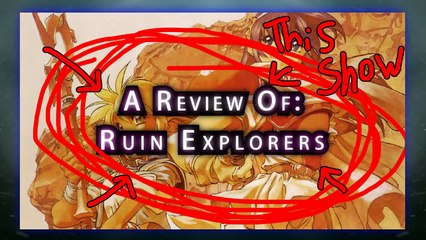 GR Anime Review: Ruin Explorers