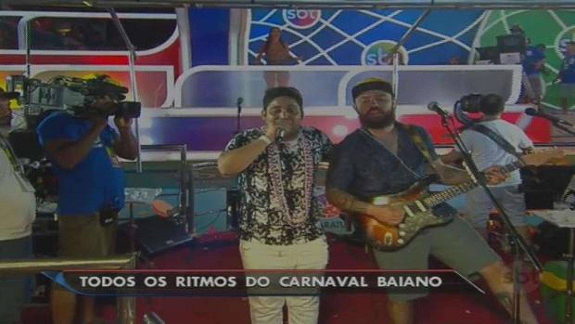 Fãs de rock, sertanejo e música eletrônica também se divertem em Salvador