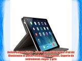Belkin Cinema Stripe - Funda para tablet Apple iPad Air (Resistente al polvo resistente a rayones