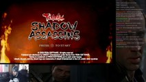 Matt Plays Tenchu: Shadow Assassins Stream Setup (1-24-2016)