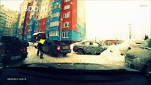 NEW Car Accident and Crash compilation Russian Roads Car Crashes2014 #924 Car accident-