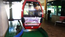 Langkawi Sky Cab Cable Car Steepest Climb in the World Part 1