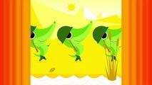 Ah les crococos, les crocodiles ! ♫ Comptines maternelles et Chansons pour bébé en français