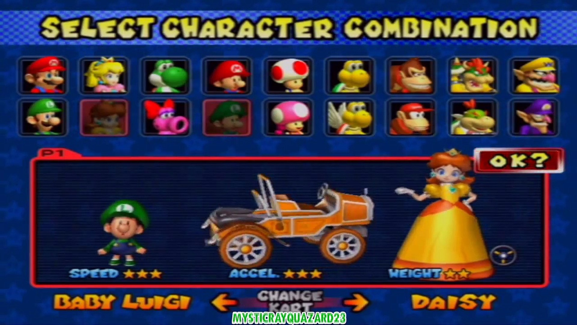 Mario Kart Double Dash Special Cup 150cc Gameplay