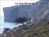 Cap Morgiou et différentes calanques