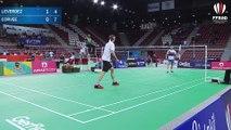 Championnats de France 2016 - demi-finale simple hommes