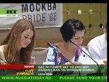 Tatu conferance Gay Pride à Moscou