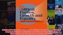 Download PDF  Political Parties Growth and Equality Conservative and Social Democratic Economic FULL FREE