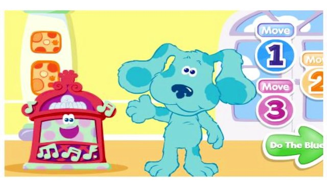 Blues Clues - Do The Blue - Blues Clues Games